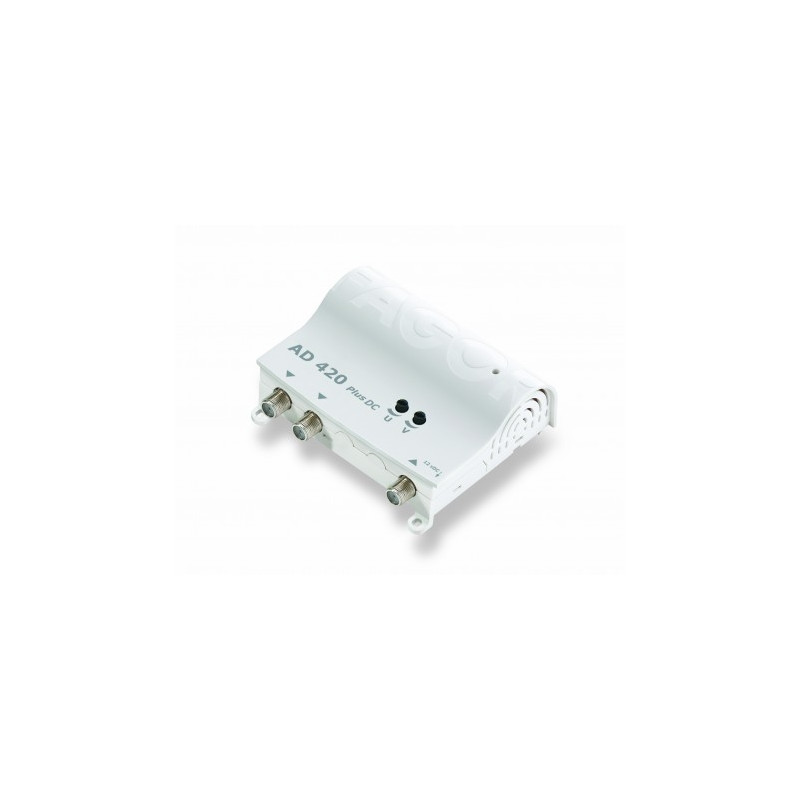 Amplificador interior FAGOR  AD 420 plus+dc