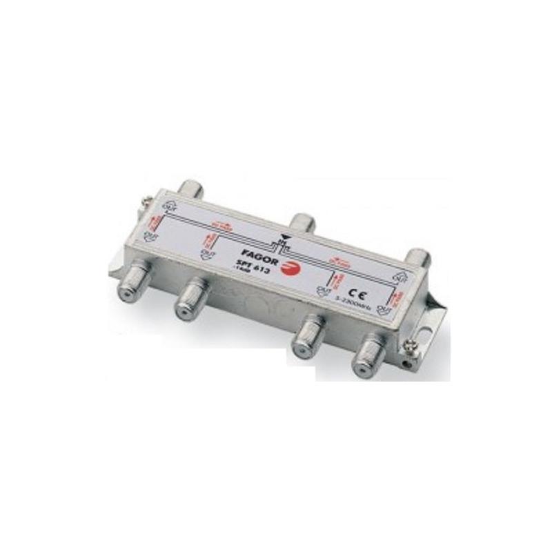 REPARTIDOR 5-2400MHz 6X DC FAGOR-FA85264