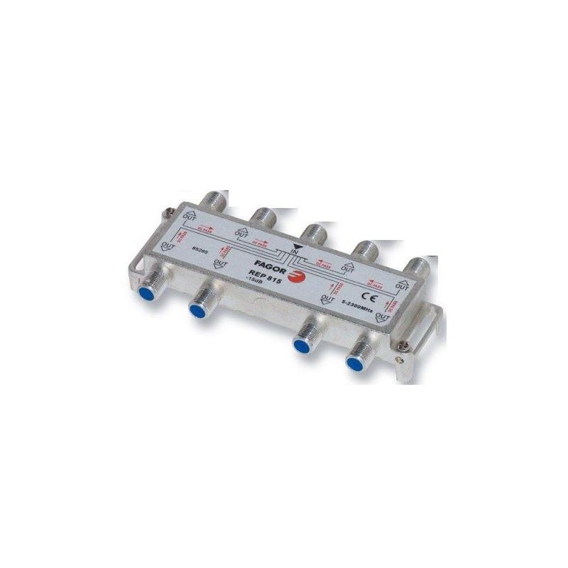 REPARTIDOR 5-2400MHz 8X DC FAGOR-FA85265