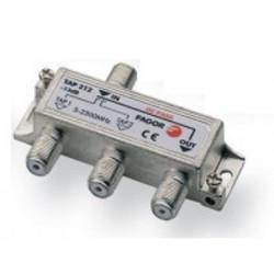 REPARTIDOR 5-2400MHz 3X DC FAGOR